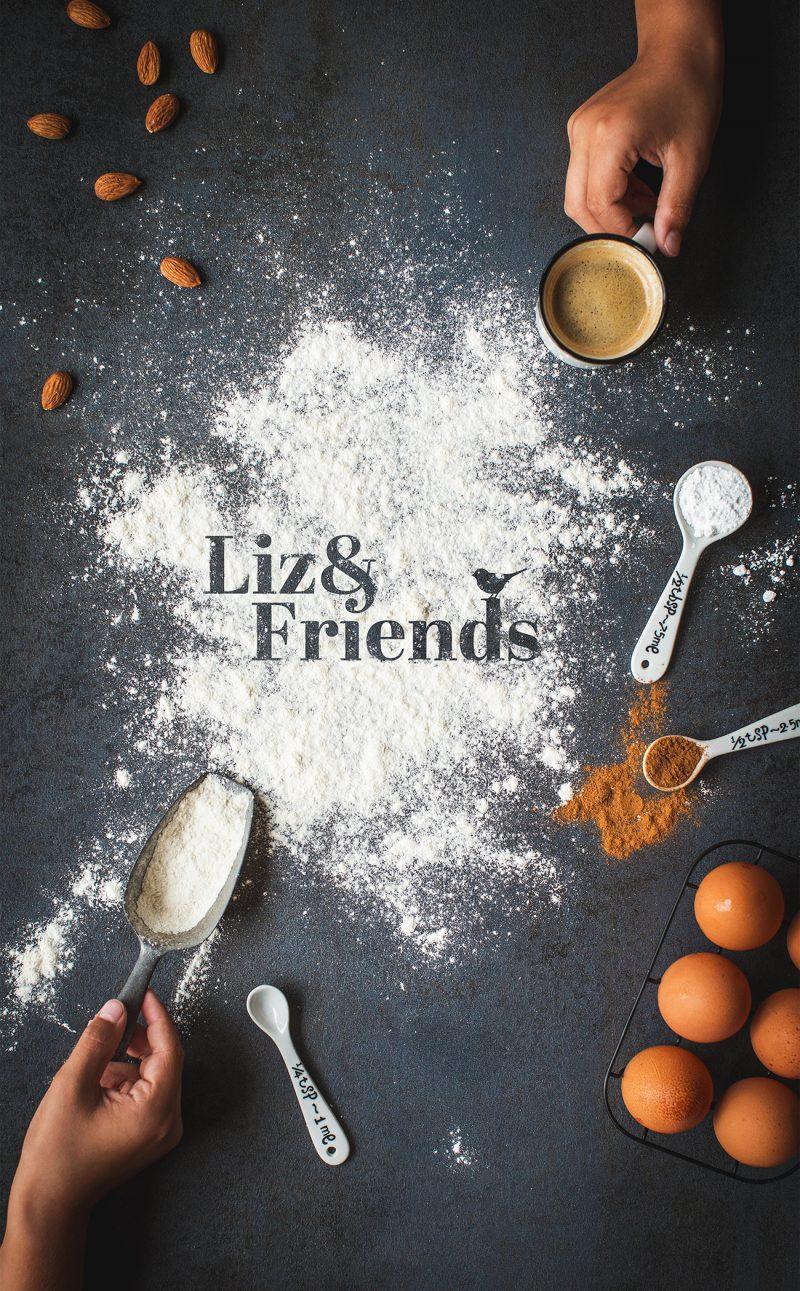 Liz & Friends –Food Blog