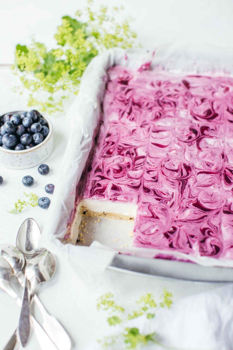 Blueberry Cheesecake Lisa Nieschlag Liz & Friends