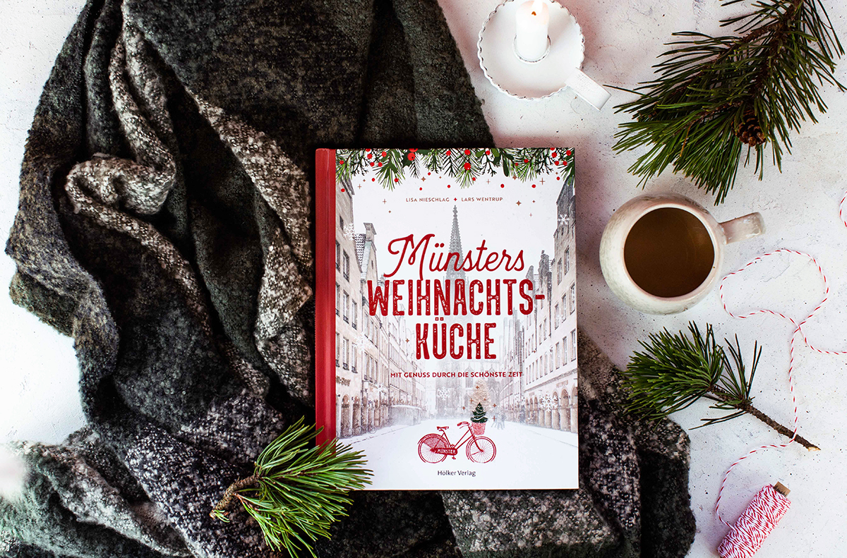 Münsters Weihnachtsküche Lisa Nieschlag