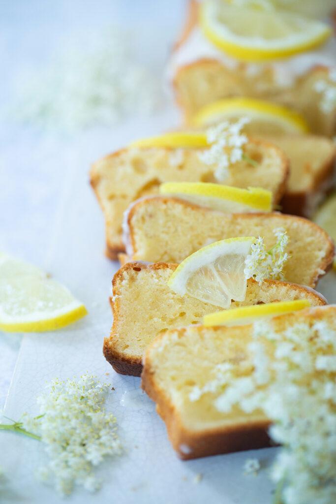 Saftiger Zitronen-Joghurt Kuchen von Lisa Nieschlag Liz and Friends