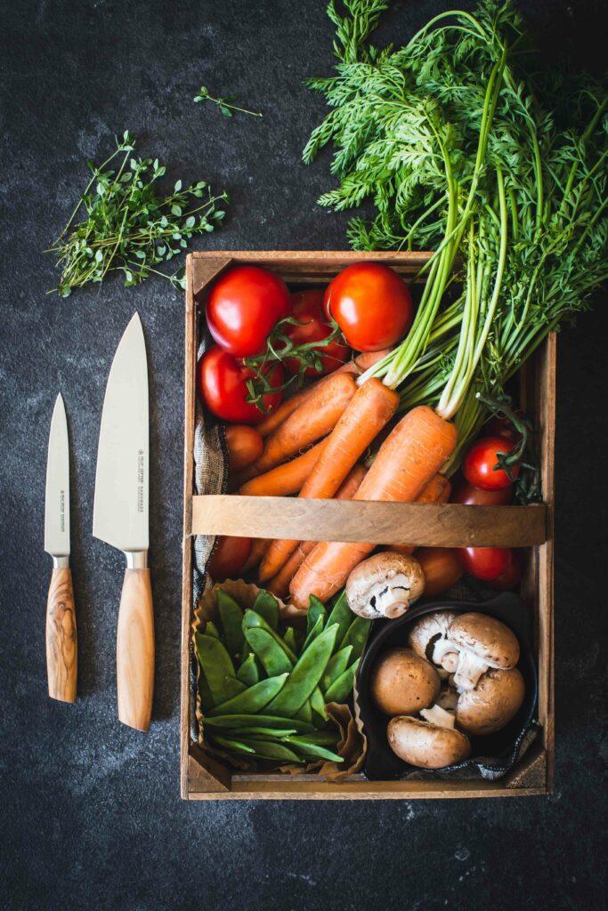 Gemüsekorb Liz & Friends