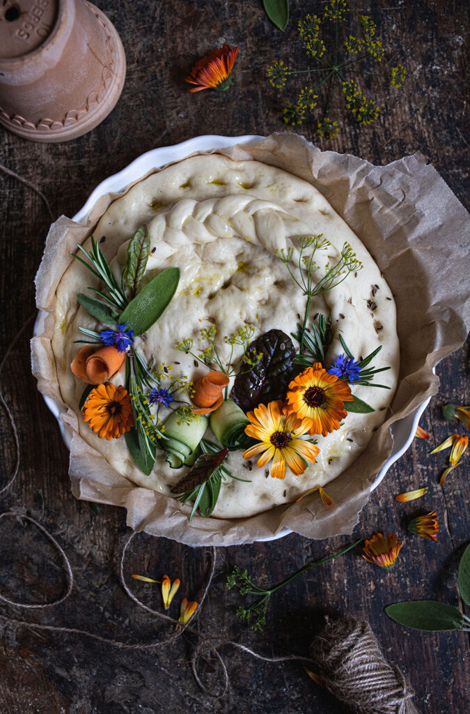Garden Foccacia Farmmade