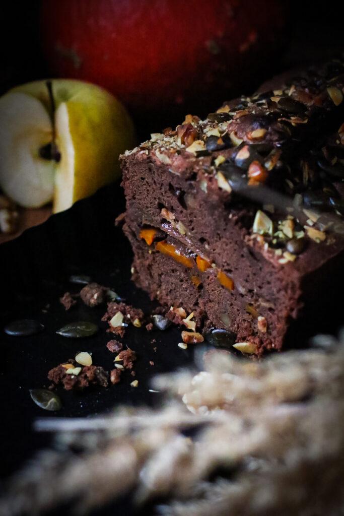 Schokoladen-Kürbis-Kuchen Sarah Piede