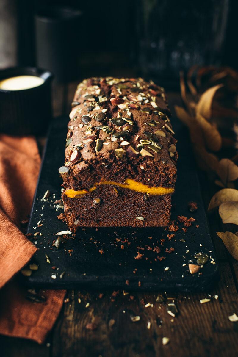 Schoko-Kürbis-Kuchen Lisa Nieschlag